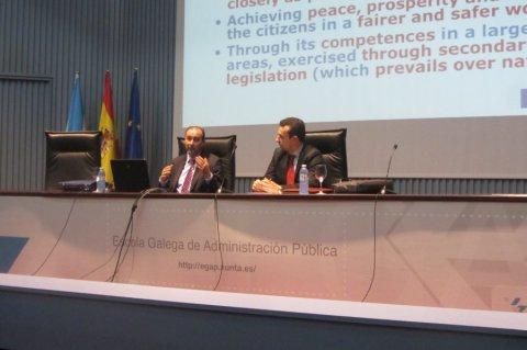 Conferencia de Francisco García Morán - III Curso Superior de Administración Electrónica